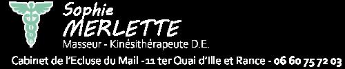 Sophie Merlette : Masseur-kinésithérapeute à Rennes
